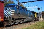 CEFX 1052 on CSX empty oil train K049